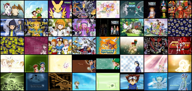 anime wallpaper desktop background. Download Digimon Wallpapers
